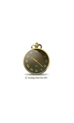 Analog Clock 02