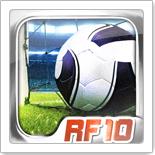 Real Football 2010 - борьба за звание лучшей футбольной команды для bada 2.0