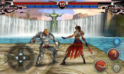 Blades of Fury HD