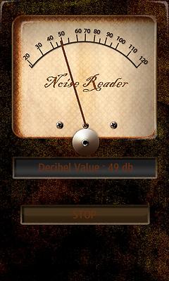 Noise Reader
