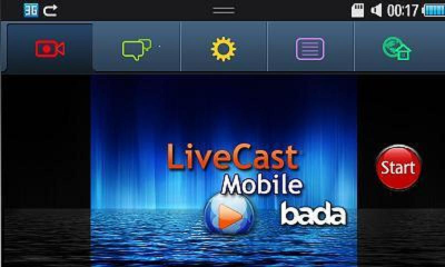 LiveCast Mobile