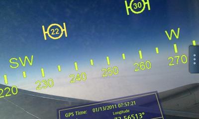 3D Compass GPS
