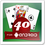 لعبة البلوت اندرويد Forty