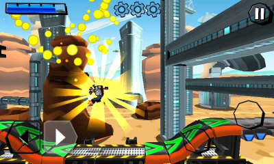 لعبة Roboto للجالكسي