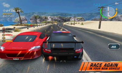 Need for Speed: Hot Pursuit for bada