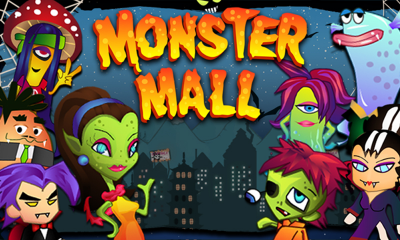 Monster Mall 스크린샷 1