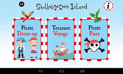 Skullabones Island: Pirates Ahoy! 스크린샷 1