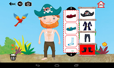 Skullabones Island: Pirates Ahoy! 스크린샷 2