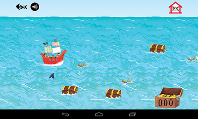 Skullabones Island: Pirates Ahoy! 스크린샷 3