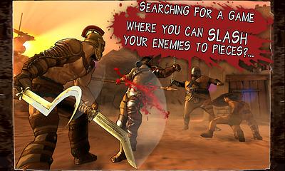 IconImage 20130831011324843 NEW WEB SHOT1 HALF دانلود بازی گلادیاتور I Gladiator v1.2+data + پول بی نهایت