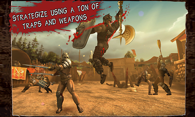 IconImage 20130831011324843 NEW WEB SHOT4 HALF دانلود بازی گلادیاتور I Gladiator v1.2+data + پول بی نهایت