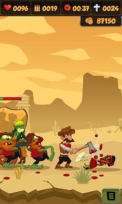 Zombie Chase 2 스크린샷 1