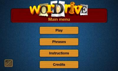 Wordrive для bada 2.0 - головоломка со словами
