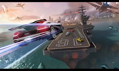لعبة Asphalt 8: Airborne v1.7.0e (Mod Money/Stars & More) لجوالات الاندرويد
