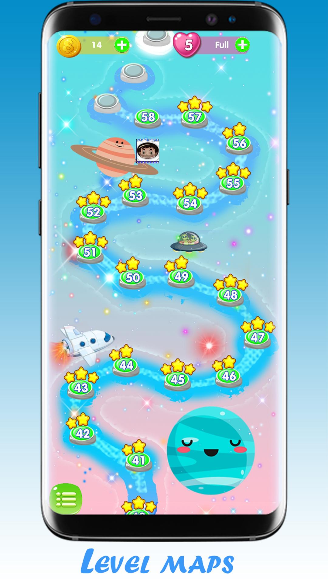 تحميل لعبة Planet shooter : Catch aliens بالمجان  ScreenShot_20200731024214220_1080_1920_8