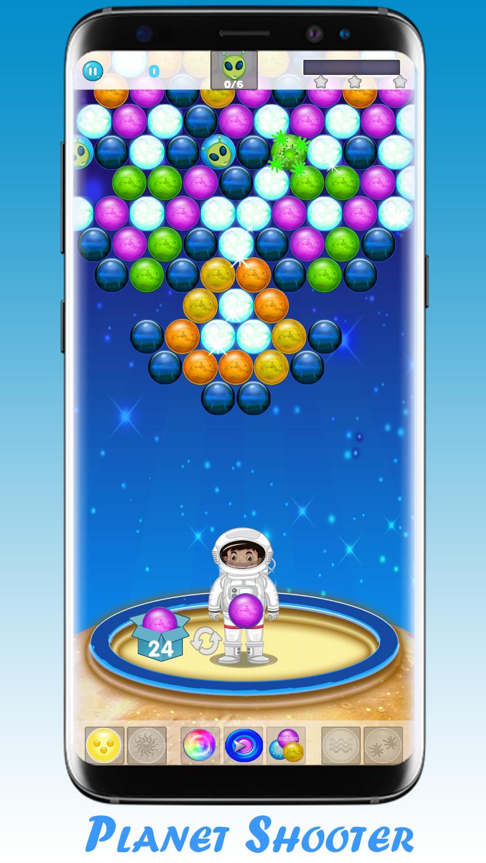 تحميل لعبة Planet shooter : Catch aliens بالمجان  ScreenShot_20200731024214220_844_1500_1