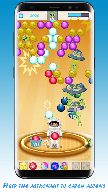 تحميل لعبة Planet shooter : Catch aliens بالمجان  ScreenShot_20200731024214220_844_1500_5