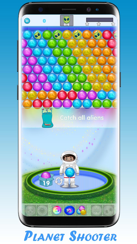 تحميل لعبة Planet shooter : Catch aliens بالمجان  ScreenShot_20200731024214220_844_1500_6